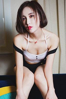 清纯校花刘蓝蔻唯美照片