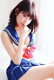 日本90后美少女森田ワカナ性感图片