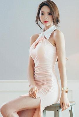 韩国模特朴秀然时尚服饰写真集