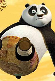 《功夫熊猫》高清人物海报图片
