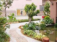 十款家庭花园装修效果图欣赏