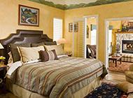 豪华别墅卧室装修实景图欣赏