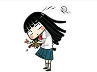 qq头像动漫女生萌萌哒图片