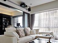 现代沉稳大气家居装修效果图片