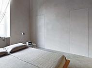 精美的卧室隐形门装修图片