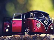 超萌可爱的汽车玩具图片