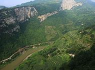 四川山水自然风景图片