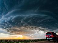 即将来临的暴风雨高清图片