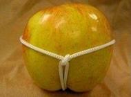 超有创意的水果搞怪图片
