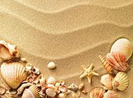 超高清沙滩美丽风景图片