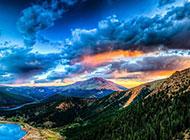 精美自然风景高清摄影图片