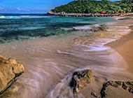 美丽的加勒比海岛风景图片欣赏