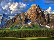 唯美的大自然山水风景图片