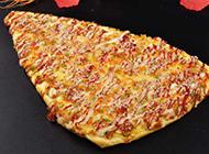 自制意式披萨面饼图片