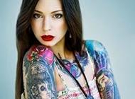 最新欧美霸气个性纹身头像