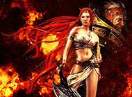 单机动作类游戏《天剑》高清图片