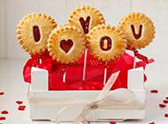 可爱唯美的饼干图片素材