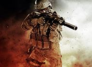 射击游戏荣誉勋章战士壁纸