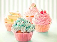 梦幻小清新的甜点图片