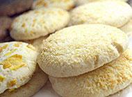 好吃的椰丝曲奇饼干图片
