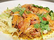 好吃的西班牙蒜味虾图片