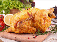 美式西餐脆皮炸鸡图片