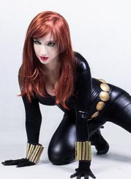 阿根廷美女cosplay图片