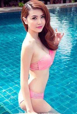 越南美女阮氏玉媛比基尼写真