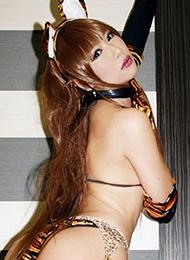 日本现场游戏展cosplay图