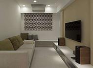 公寓式简欧风格装修效果图片