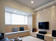简约客厅装修风格效果图