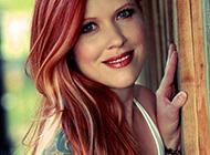 性感欧美女生花臂纹身图案