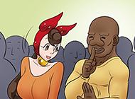 内涵日本邪恶漫画之救援之手
