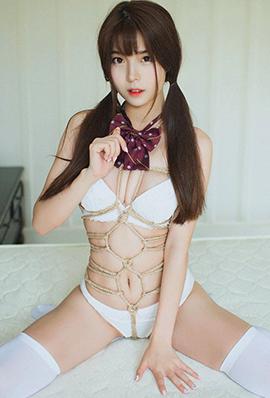 美少女秋葵同学捆绑写真图