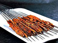 香飘十里的烧烤肉串图片