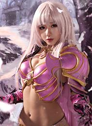 可爱萌妹cosplay美女图
