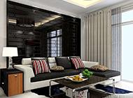 简欧式现代公寓装修效果图