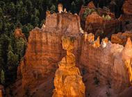 布莱斯峡谷国家公园精美风景壁纸