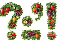 常见的蔬菜图片素材