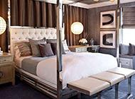现代欧式卧室效果图赏析