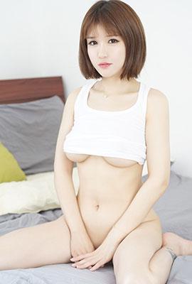 95后嫩模傲娇萌萌极品人体拍摄图