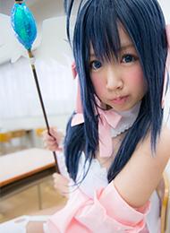 18R动漫游戏cosplay美女图片