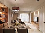 现代公寓客厅装修效果图欣赏