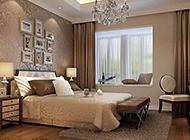奢华欧式卧室装修效果图赏析