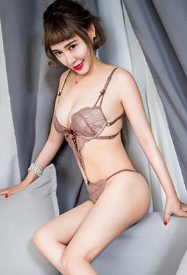 中国美女颜美汐Audrey高清内衣写真