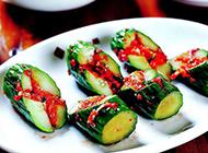 腌制黄瓜泡菜实拍图片