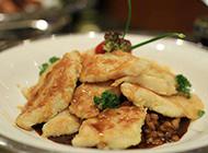 美味的香酥鱼排图片