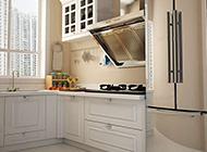 极简主义家庭厨房设计效果图