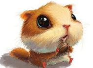 可爱超萌动物动漫图片集锦