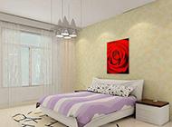 时尚简约的卧室装修图片